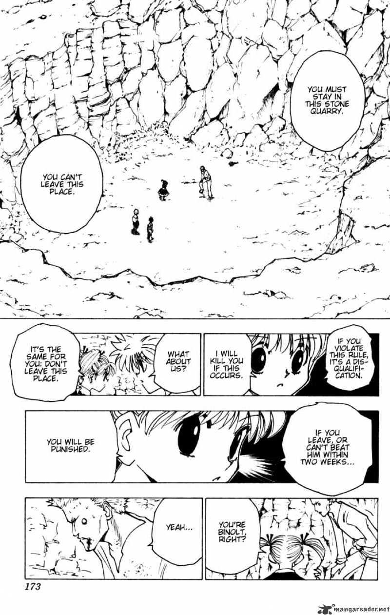 Hunter X Hunter Chapter 138  Online Free Manga Read Image 7