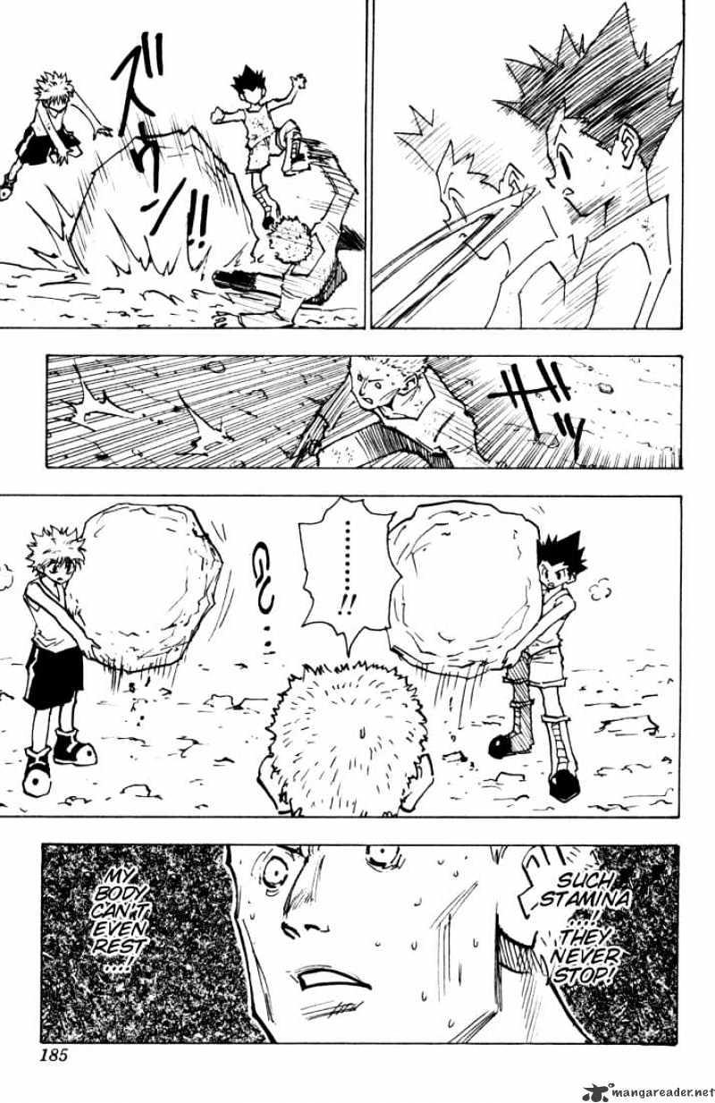 Hunter X Hunter Chapter 139  Online Free Manga Read Image 3