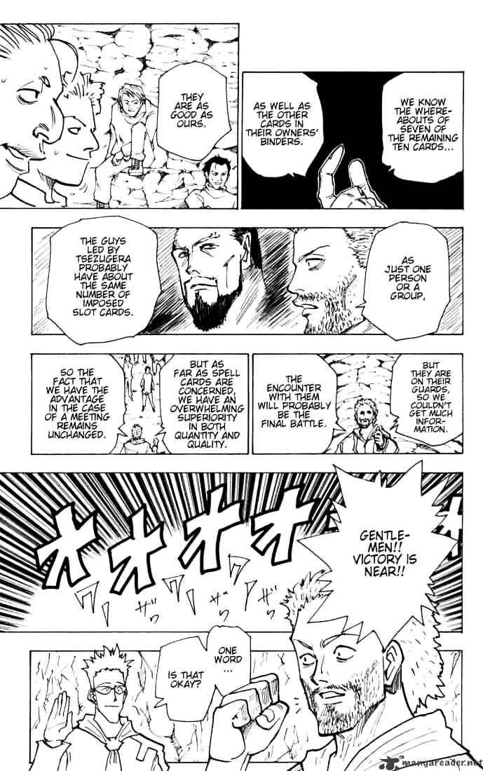Hunter X Hunter Chapter 142  Online Free Manga Read Image 11
