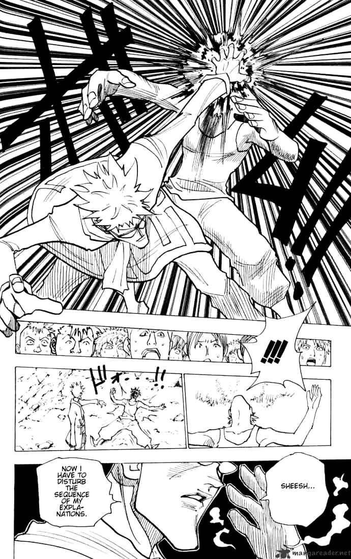 Hunter X Hunter Chapter 142  Online Free Manga Read Image 14