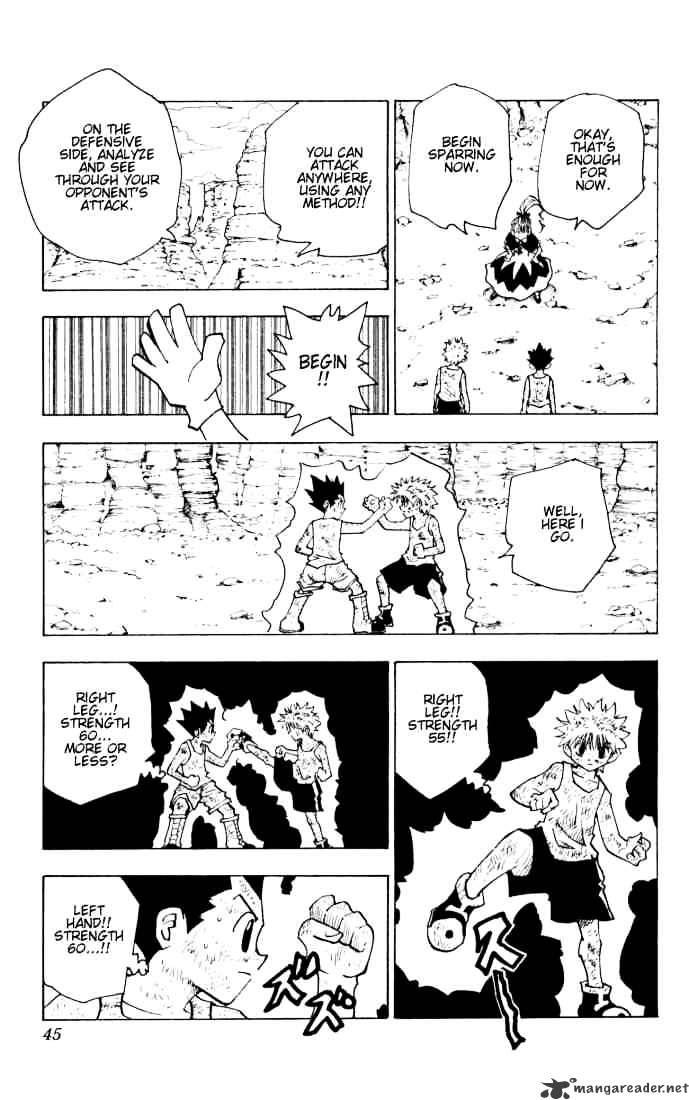 Hunter X Hunter Chapter 142  Online Free Manga Read Image 7