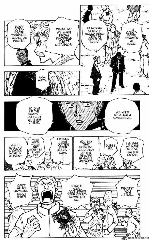 Hunter X Hunter Chapter 143  Online Free Manga Read Image 10