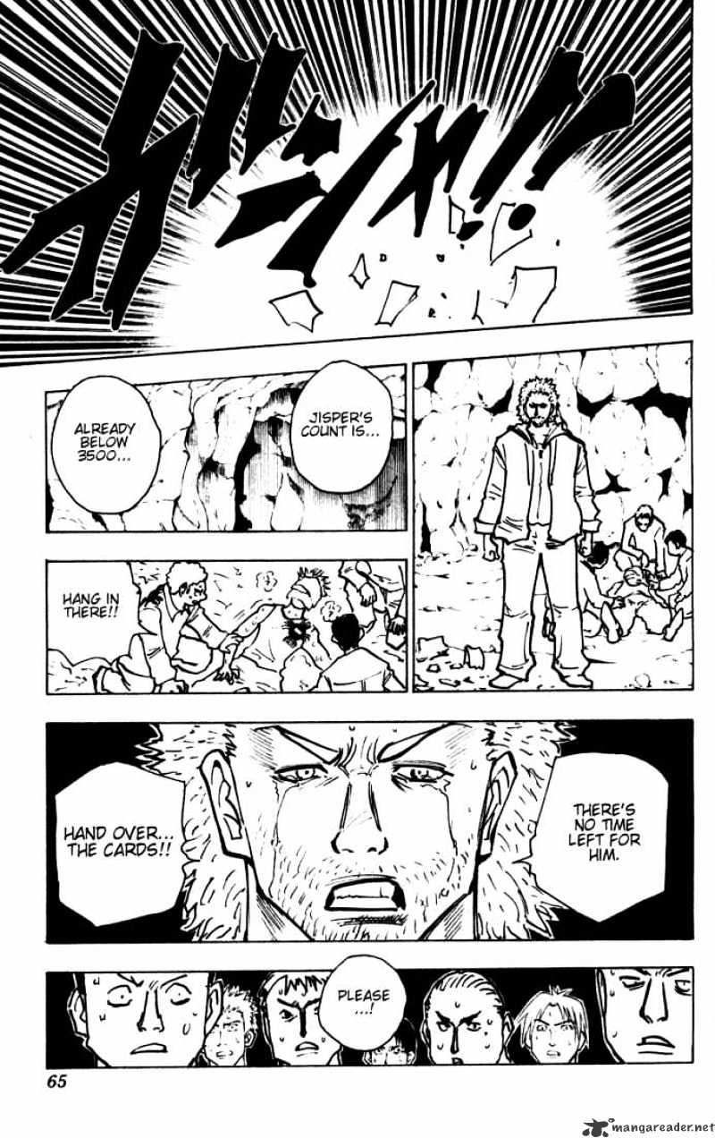 Hunter X Hunter Chapter 143  Online Free Manga Read Image 11