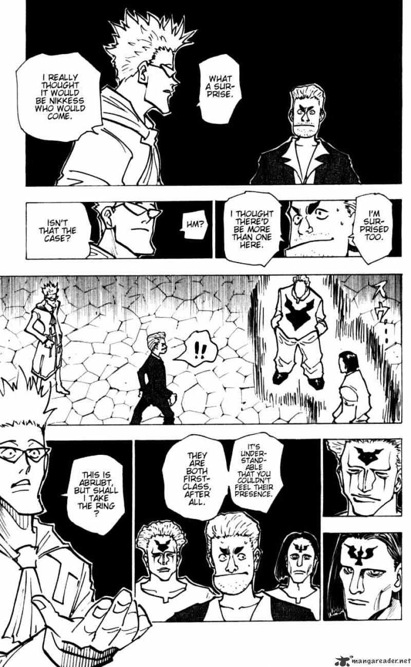 Hunter X Hunter Chapter 143  Online Free Manga Read Image 13