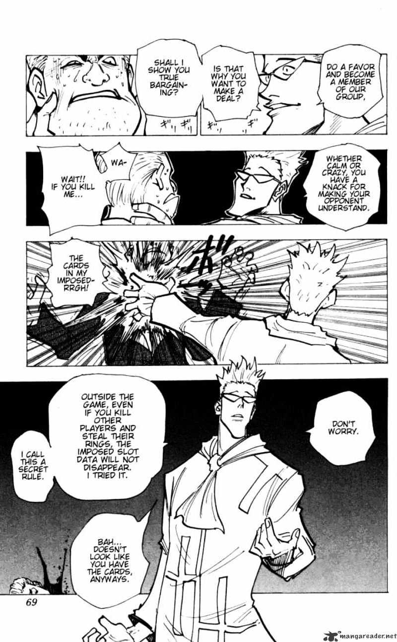 Hunter X Hunter Chapter 143  Online Free Manga Read Image 15