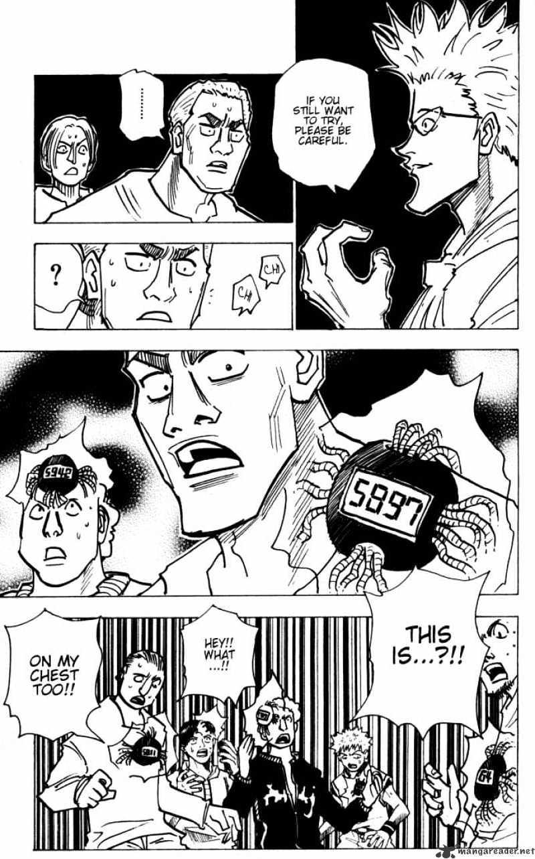 Hunter X Hunter Chapter 143  Online Free Manga Read Image 3