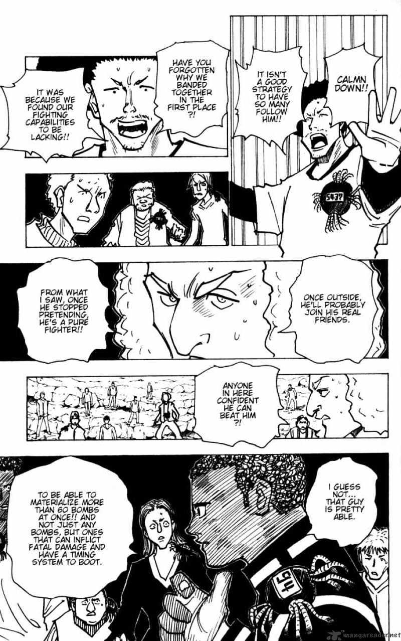 Hunter X Hunter Chapter 143  Online Free Manga Read Image 7