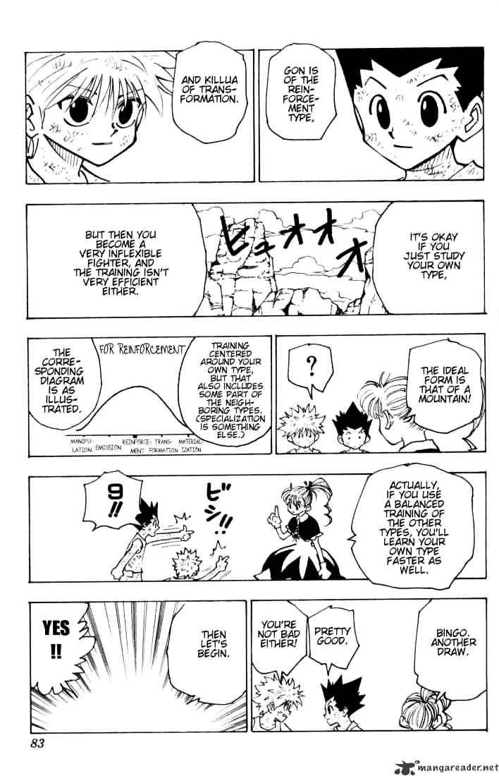 Hunter X Hunter Chapter 144  Online Free Manga Read Image 12