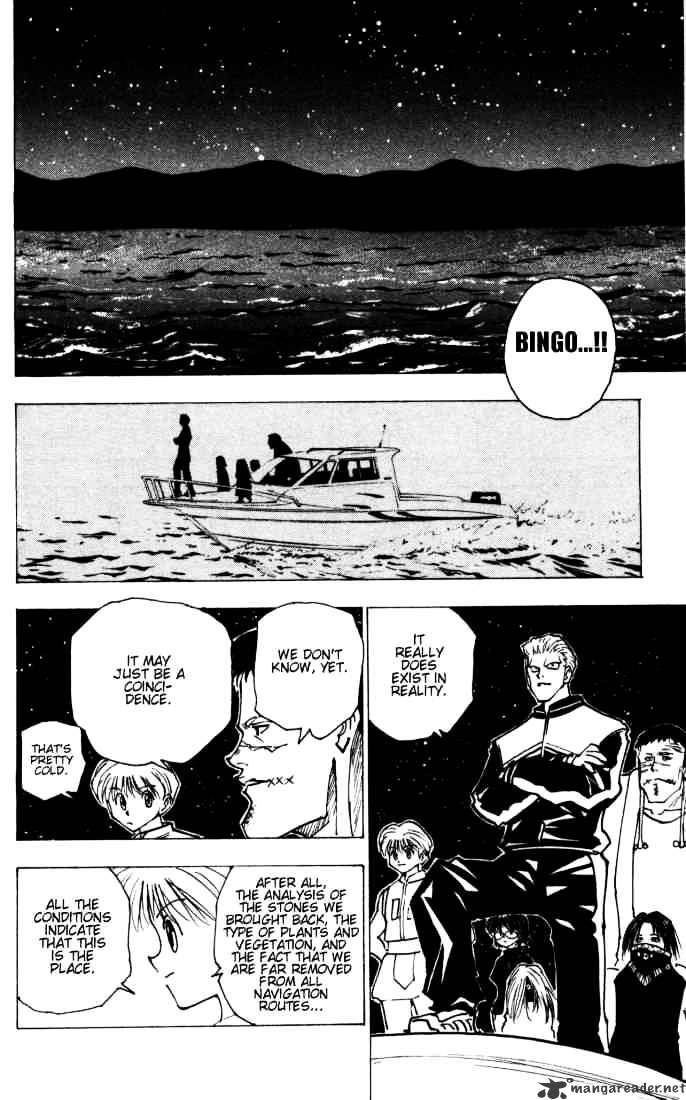 Hunter X Hunter Chapter 144  Online Free Manga Read Image 13