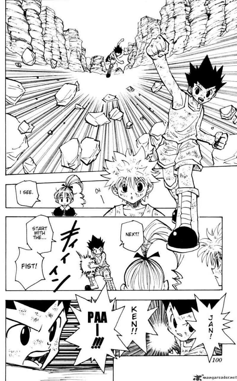 Hunter X Hunter Chapter 145  Online Free Manga Read Image 13