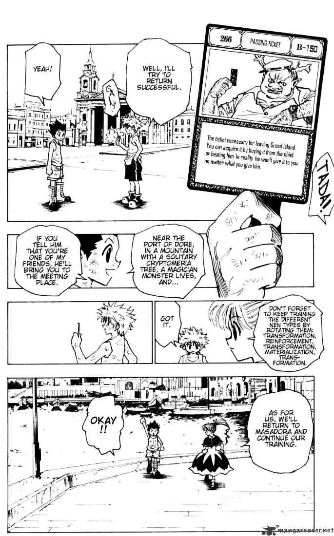 Hunter X Hunter Chapter 146  Online Free Manga Read Image 10