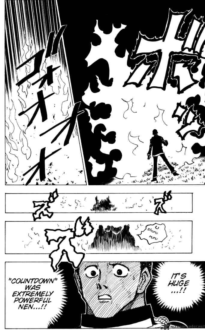 Hunter X Hunter Chapter 147  Online Free Manga Read Image 6
