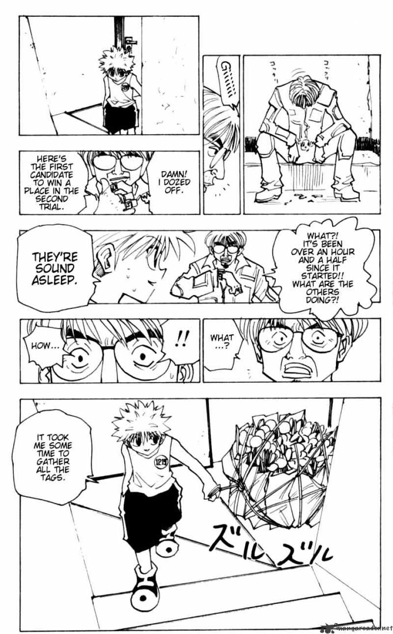 Hunter X Hunter Chapter 148  Online Free Manga Read Image 13