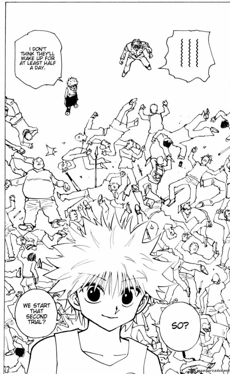 Hunter X Hunter Chapter 148  Online Free Manga Read Image 14