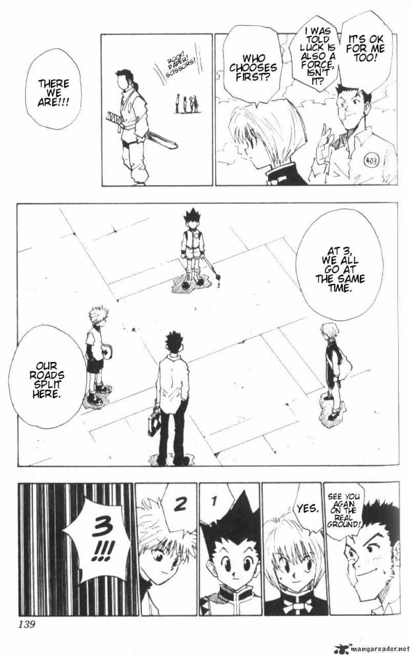 Hunter X Hunter Chapter 15  Online Free Manga Read Image 14