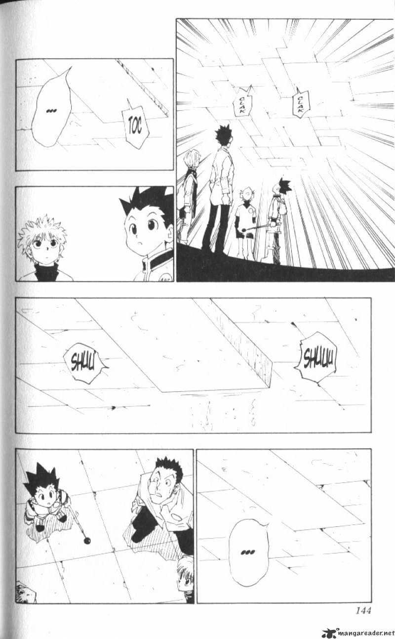 Hunter X Hunter Chapter 15  Online Free Manga Read Image 19