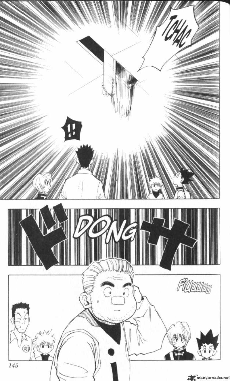 Hunter X Hunter Chapter 15  Online Free Manga Read Image 20