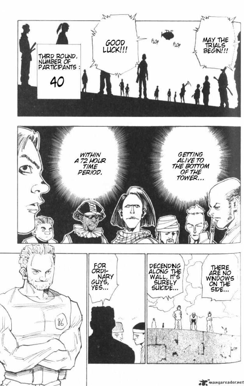 Hunter X Hunter Chapter 15  Online Free Manga Read Image 4