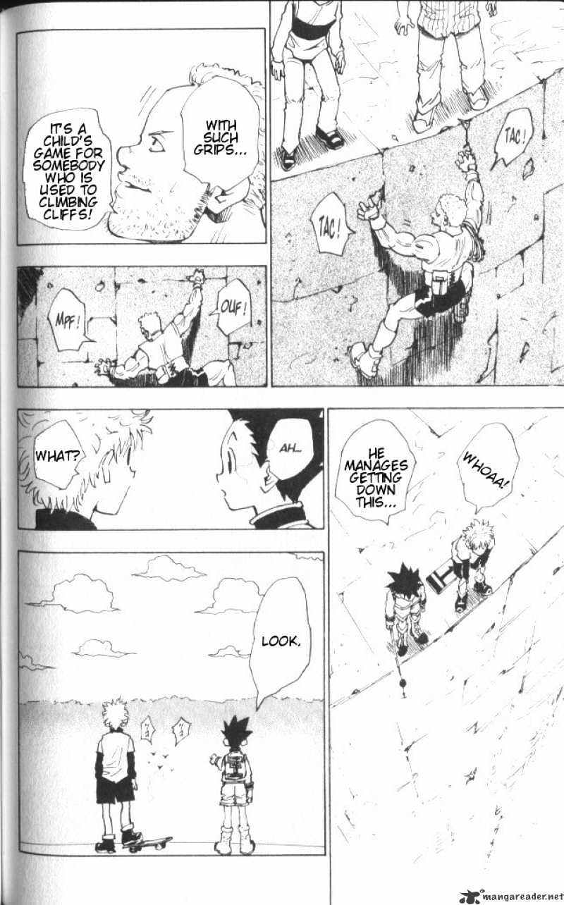 Hunter X Hunter Chapter 15  Online Free Manga Read Image 5