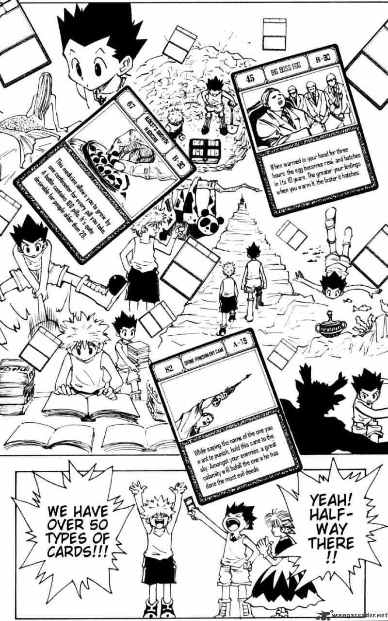 Hunter X Hunter Chapter 151  Online Free Manga Read Image 10