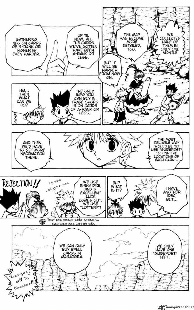 Hunter X Hunter Chapter 151  Online Free Manga Read Image 11