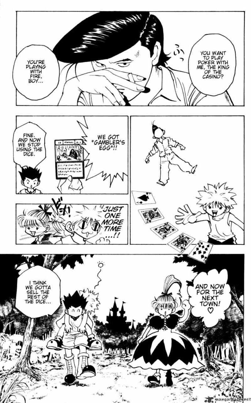 Hunter X Hunter Chapter 151  Online Free Manga Read Image 9