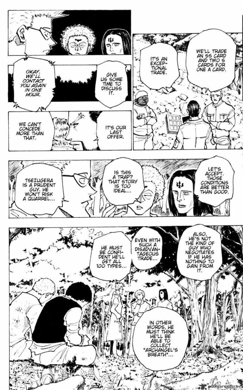Hunter X Hunter Chapter 152  Online Free Manga Read Image 6