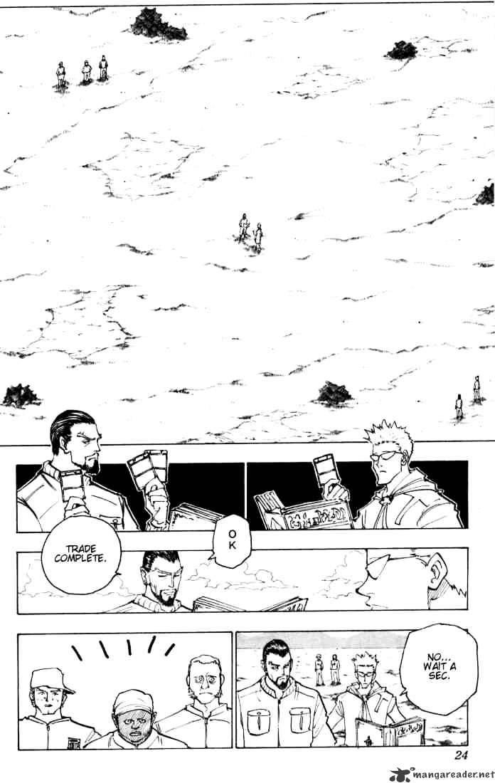 Hunter X Hunter Chapter 153  Online Free Manga Read Image 2