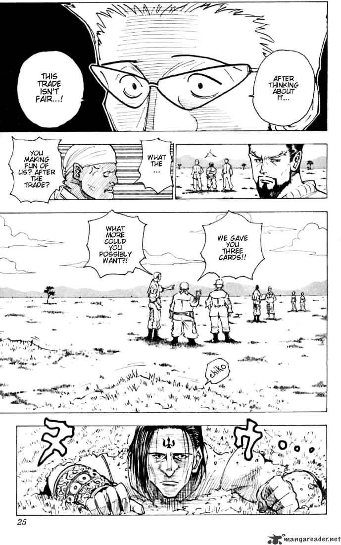 Hunter X Hunter Chapter 153  Online Free Manga Read Image 3