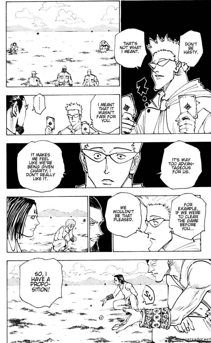 Hunter X Hunter Chapter 153  Online Free Manga Read Image 4