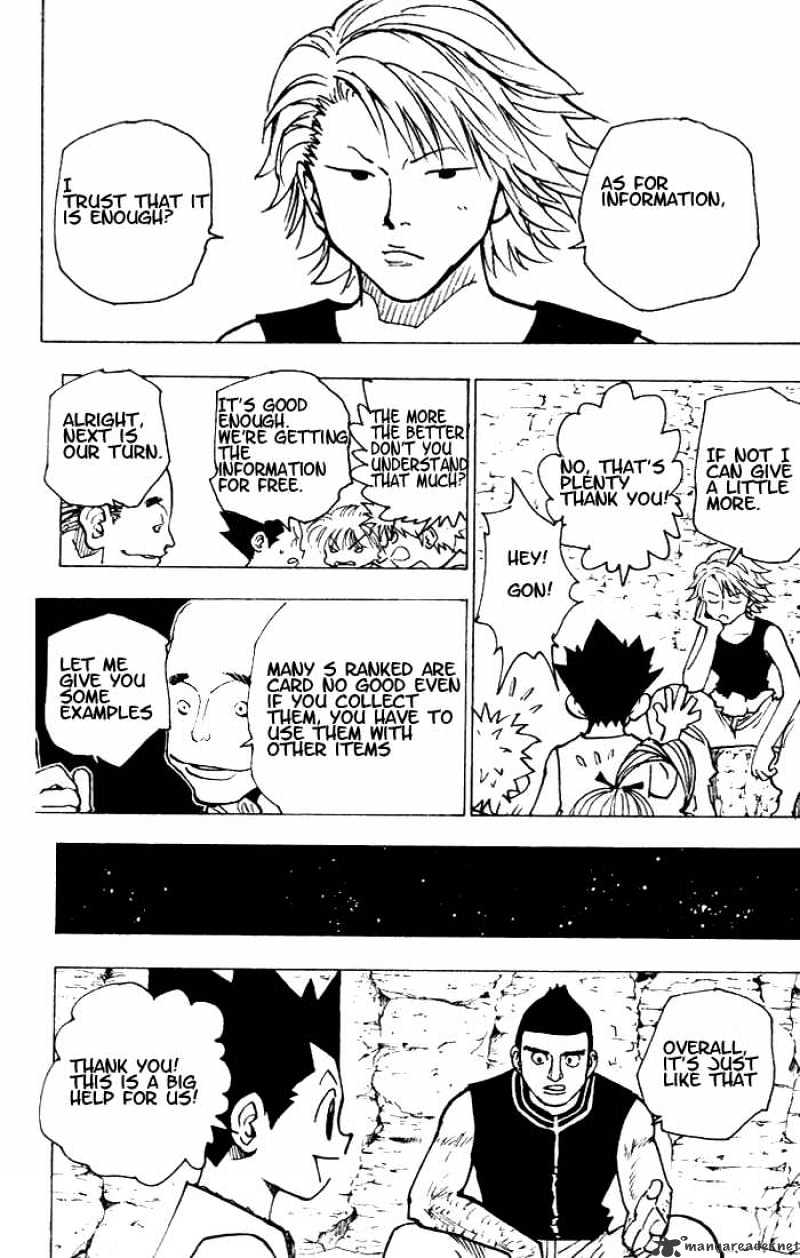 Hunter X Hunter Chapter 154  Online Free Manga Read Image 6