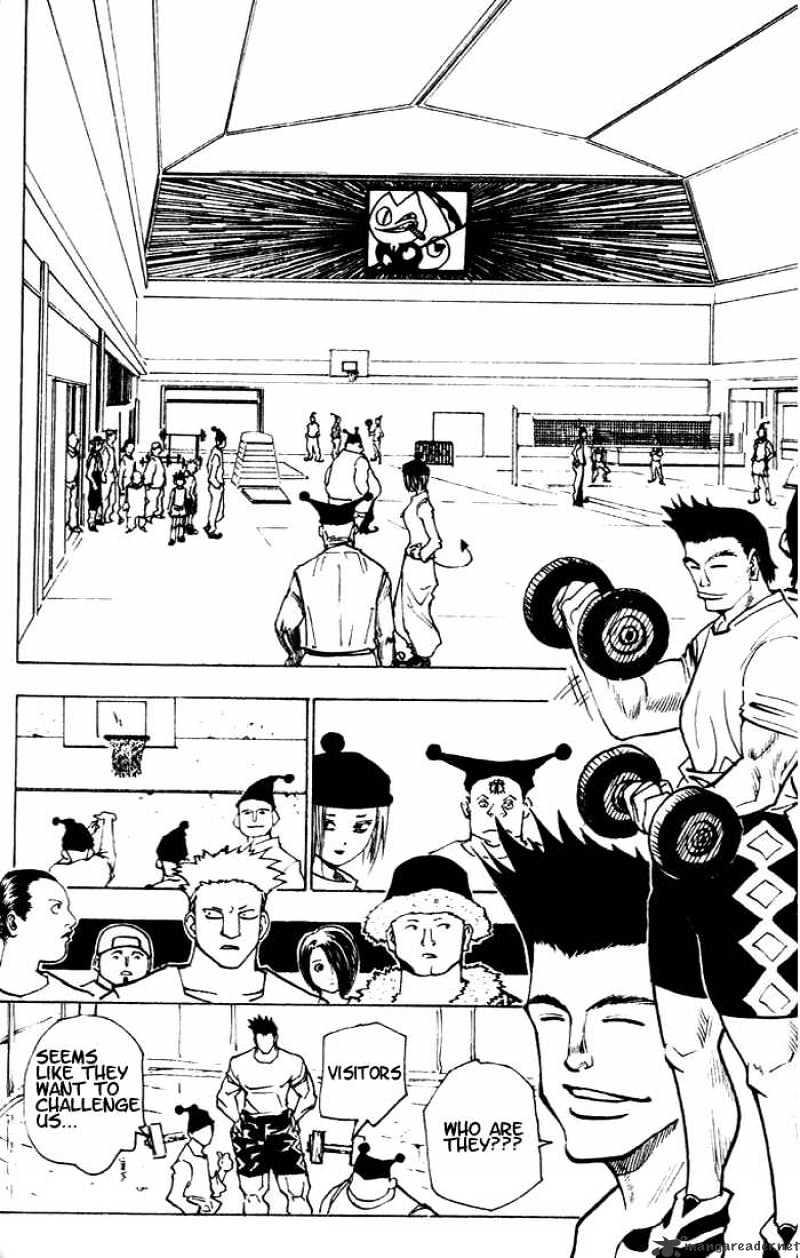 Hunter X Hunter Chapter 156  Online Free Manga Read Image 12