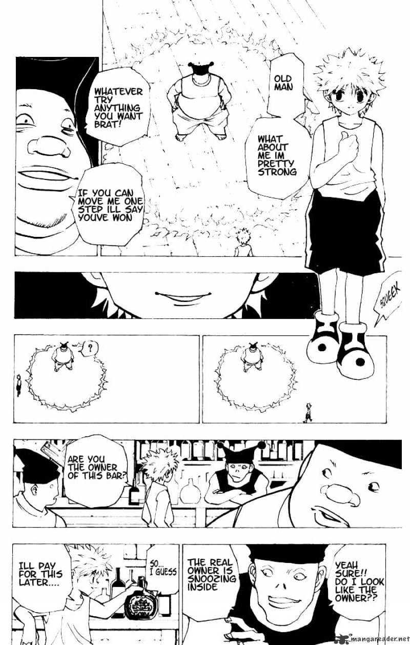 Hunter X Hunter Chapter 156  Online Free Manga Read Image 6