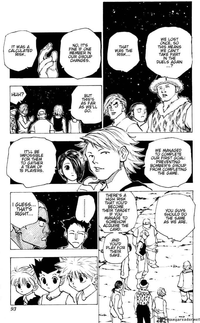 Hunter X Hunter Chapter 157  Online Free Manga Read Image 13