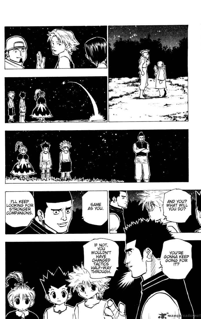 Hunter X Hunter Chapter 157  Online Free Manga Read Image 14