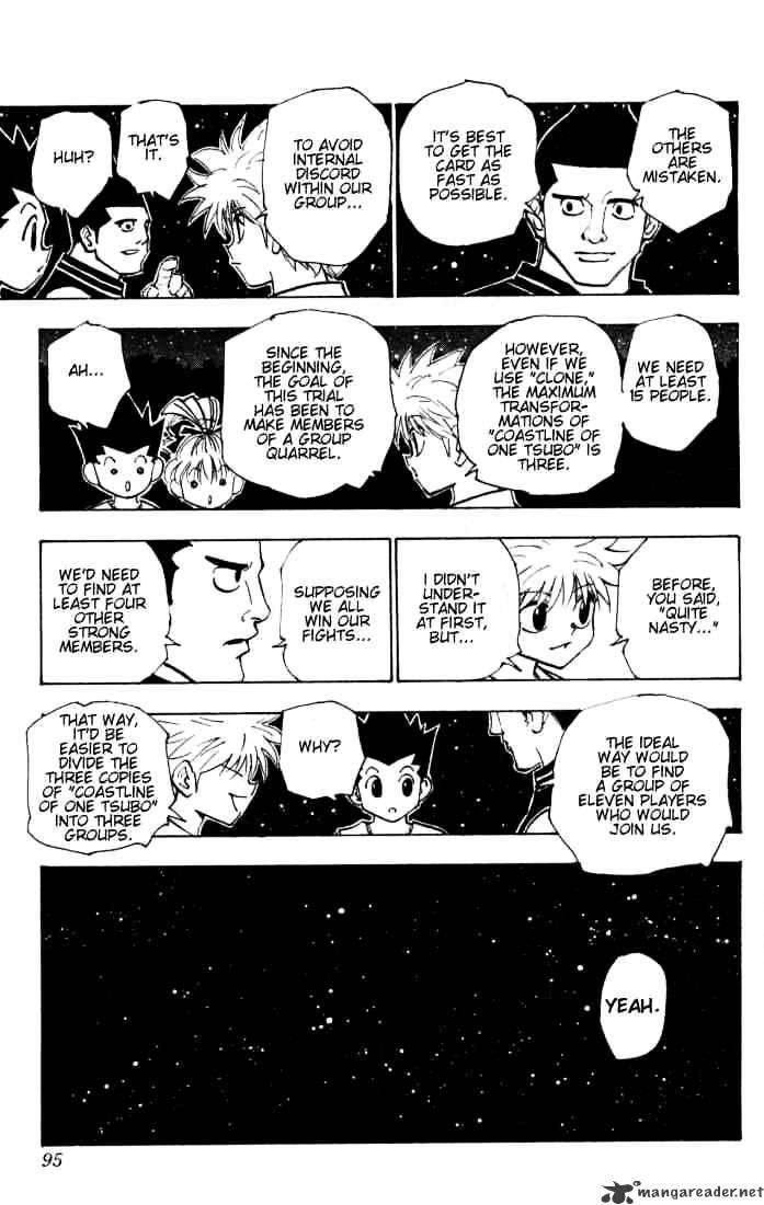 Hunter X Hunter Chapter 157  Online Free Manga Read Image 15