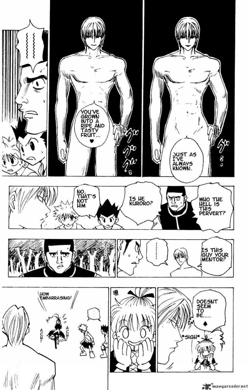 Hunter X Hunter Chapter 158  Online Free Manga Read Image 12