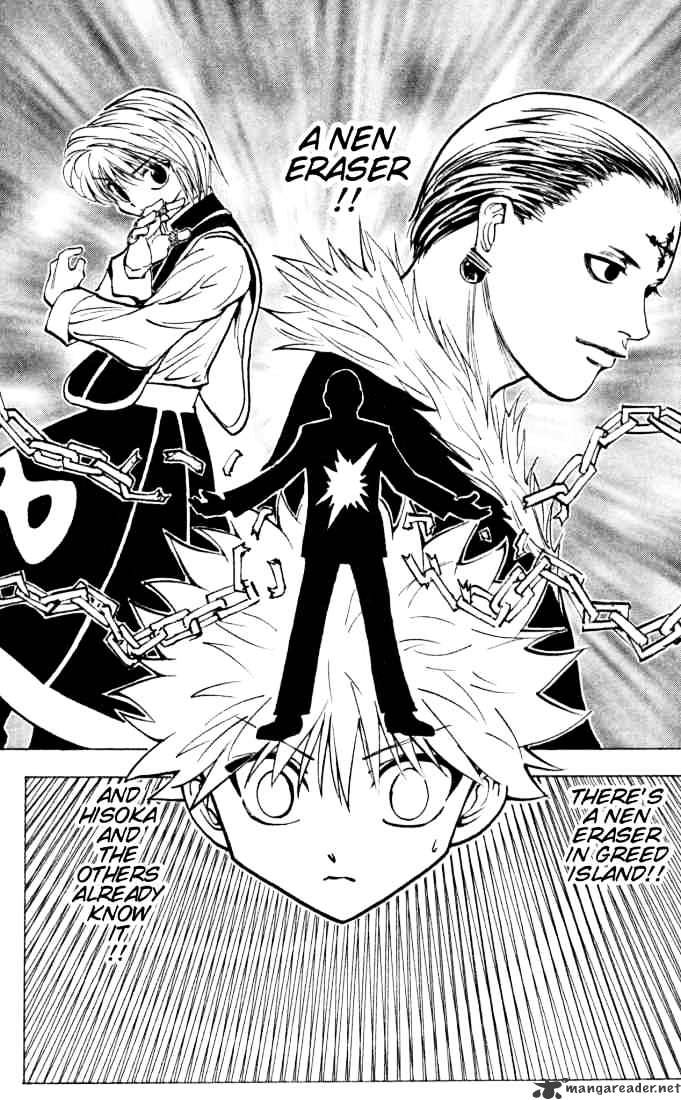 Hunter X Hunter Chapter 159  Online Free Manga Read Image 10