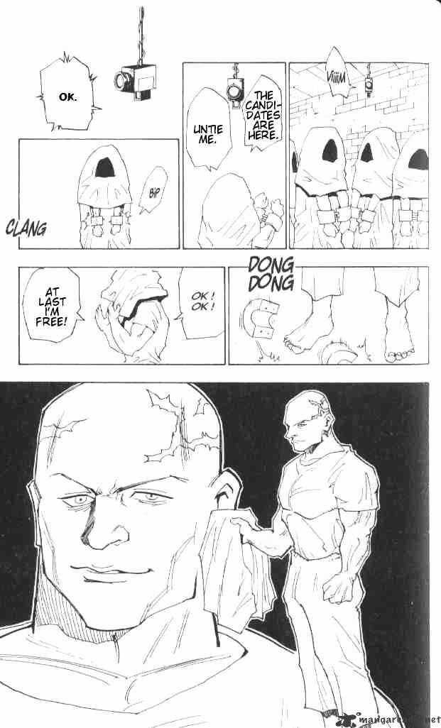 Hunter X Hunter Chapter 16  Online Free Manga Read Image 10
