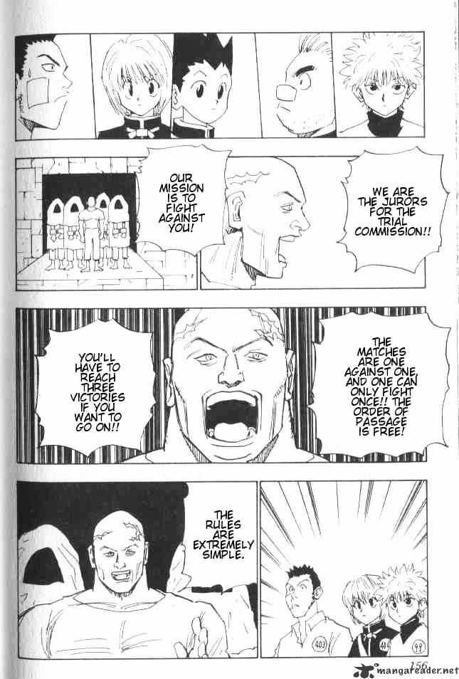 Hunter X Hunter Chapter 16  Online Free Manga Read Image 11