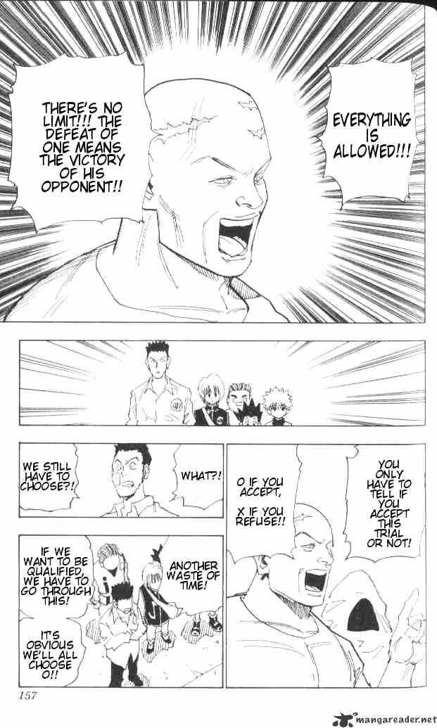 Hunter X Hunter Chapter 16  Online Free Manga Read Image 12