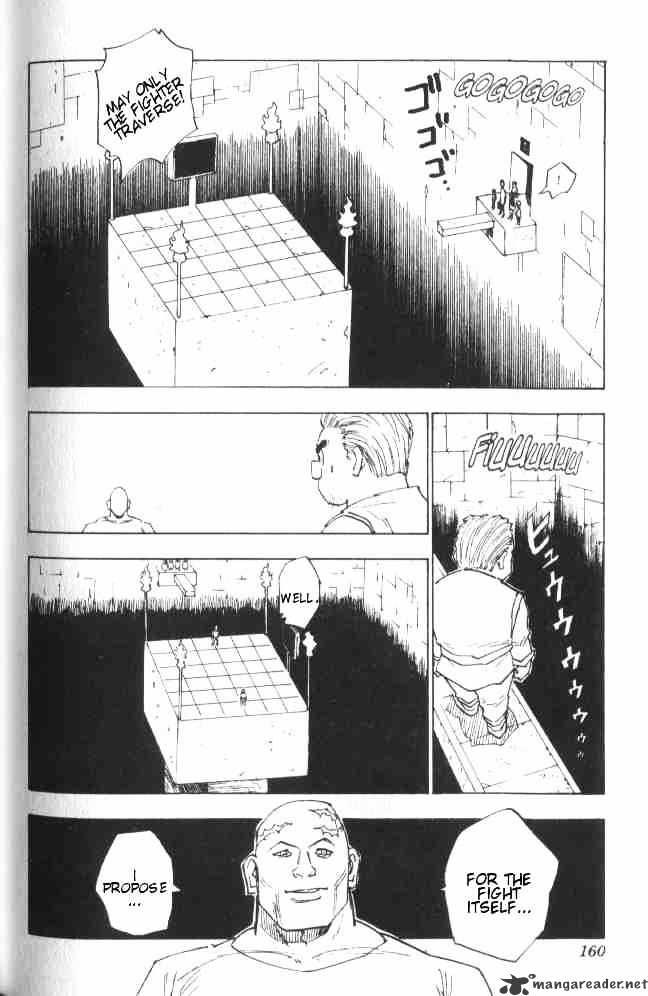 Hunter X Hunter Chapter 16  Online Free Manga Read Image 15