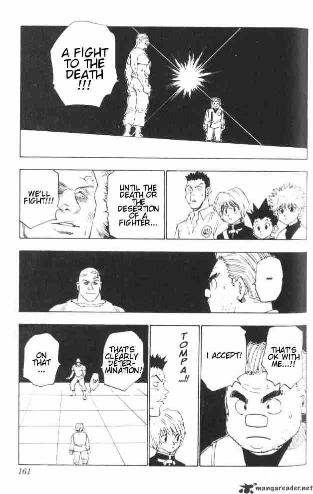 Hunter X Hunter Chapter 16  Online Free Manga Read Image 16