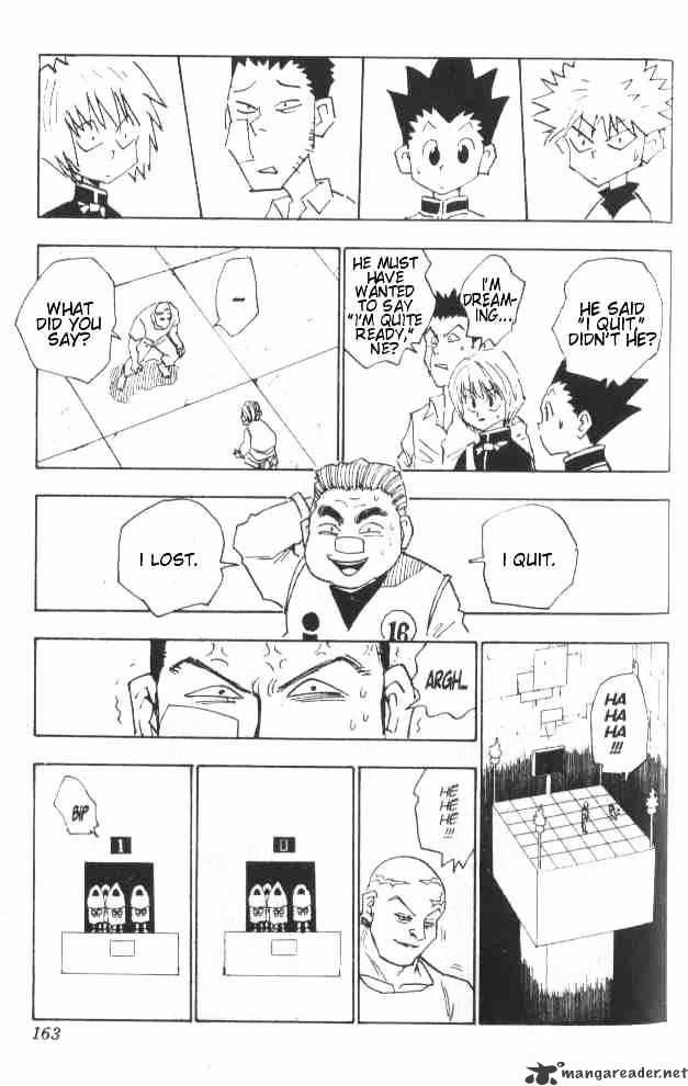 Hunter X Hunter Chapter 16  Online Free Manga Read Image 18
