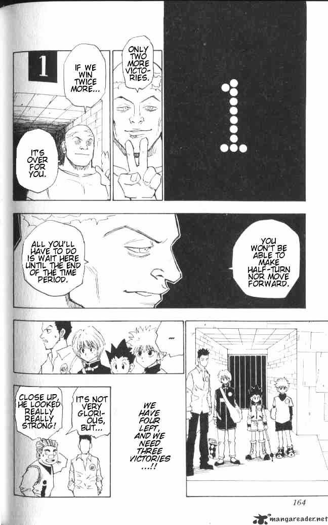Hunter X Hunter Chapter 16  Online Free Manga Read Image 19