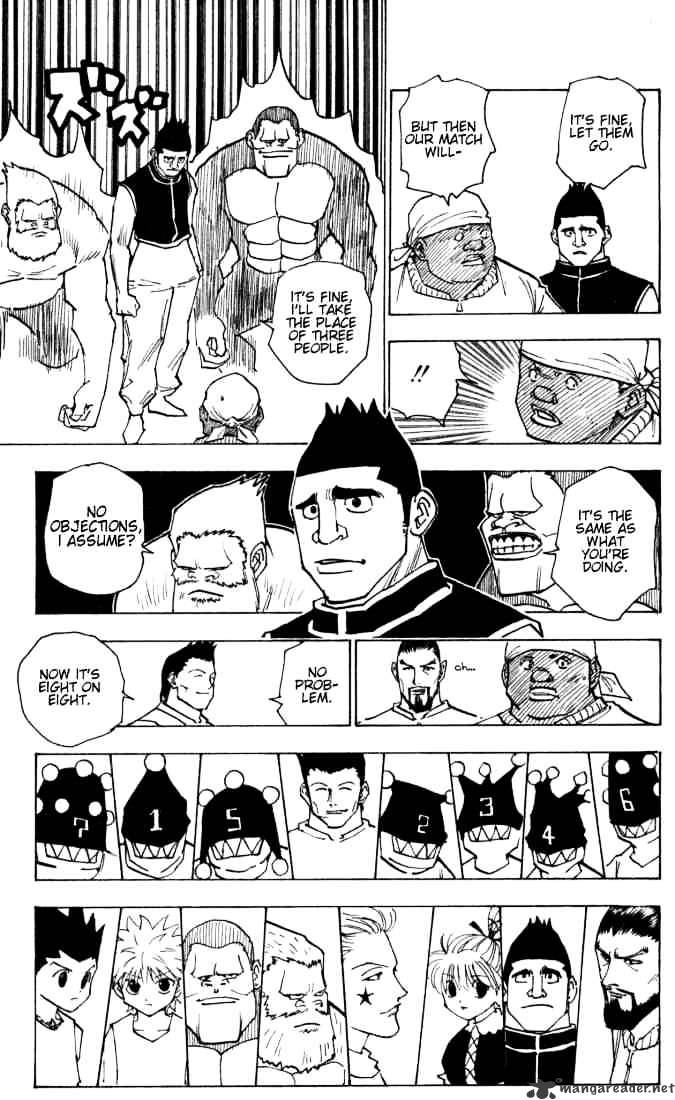 Hunter X Hunter Chapter 161  Online Free Manga Read Image 11