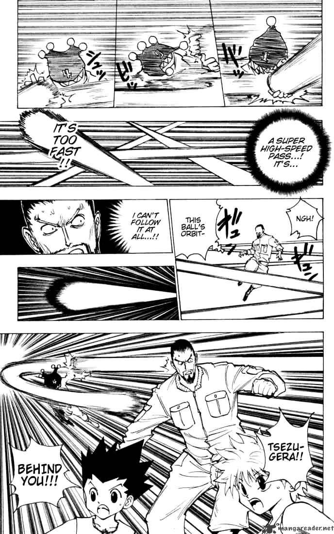 Hunter X Hunter Chapter 162  Online Free Manga Read Image 11