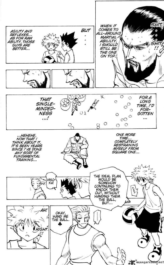 Hunter X Hunter Chapter 162  Online Free Manga Read Image 14