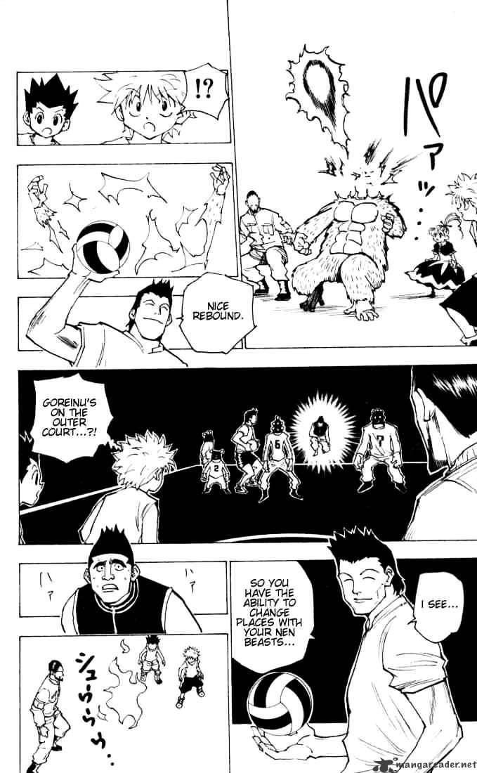 Hunter X Hunter Chapter 162  Online Free Manga Read Image 8
