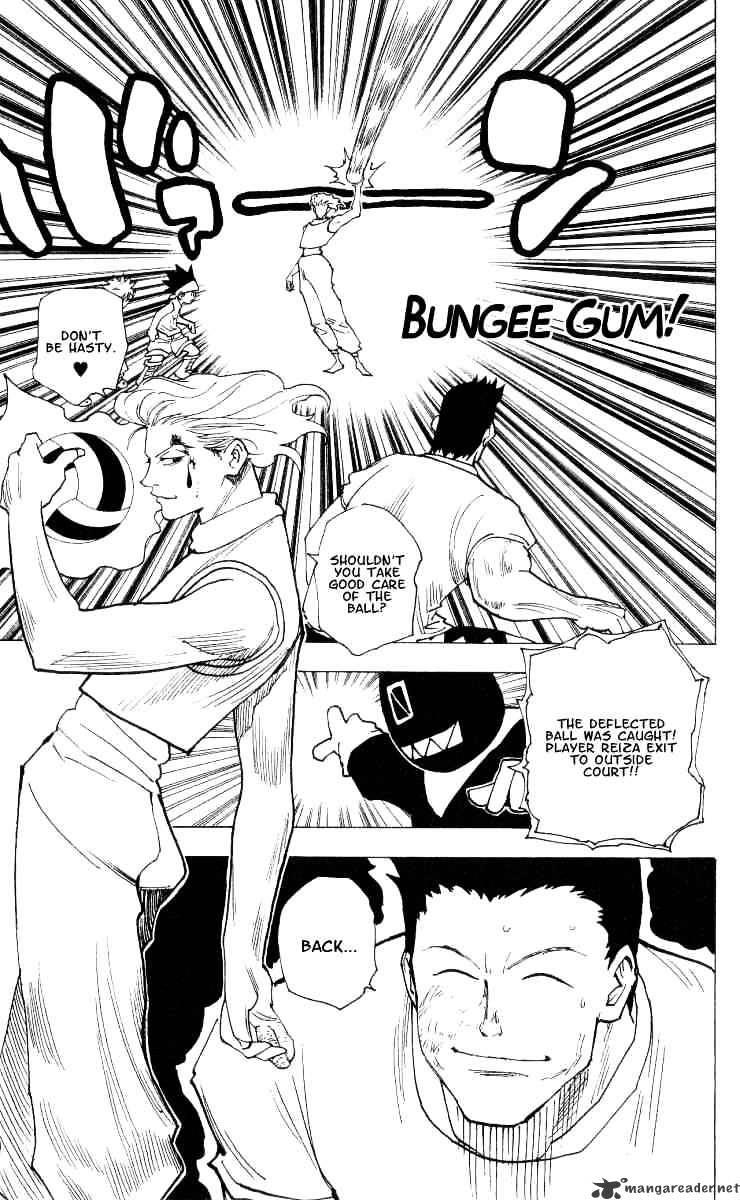 Hunter X Hunter Chapter 165  Online Free Manga Read Image 14